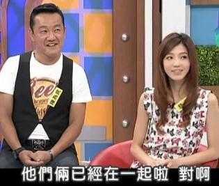 50岁男星陈为民告白25岁模特 陈慈瑜