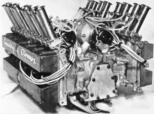 大众单缸汽车 从单缸到64缸发动机都长啥样