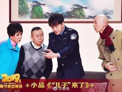 北京春晚小品 被问感觉他的回答出人意料