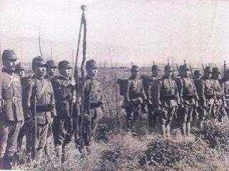 抗日时日军的人员编制 日军的编制体制究竟是什么样的