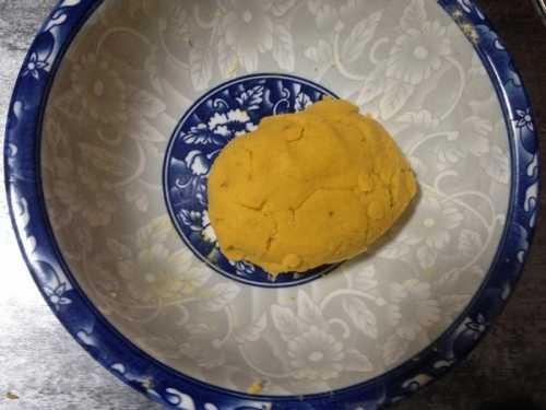 玉米面小窝头的做法 玉米面窝头