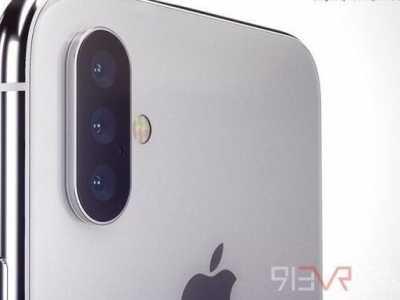 iPhone后置相机将升级三摄方案变身AR利器 饭圈安相机是什么意思
